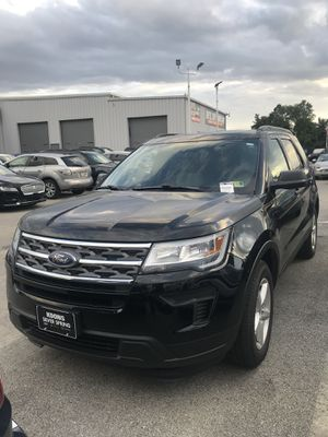New 2018 Ford Explorer $28,365 // We Accept Finance for Sale in Takoma Park, MD