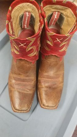 Cowgirl boots size 9B Thumbnail
