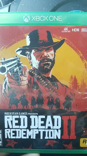 Red Dead Redemption 2 Xbox one for Sale in Saint Charles, MO