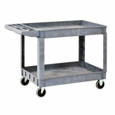 Heavy Duty Grey Utility Cart For Sale In Mountlake Terrace