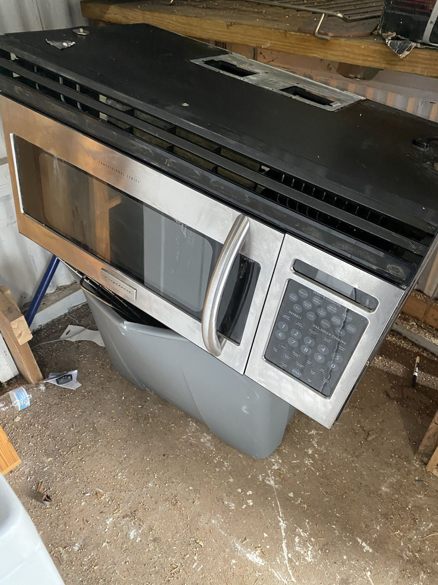 Stainless Steel Microwave And Dishwasher All Working Perfect $250
