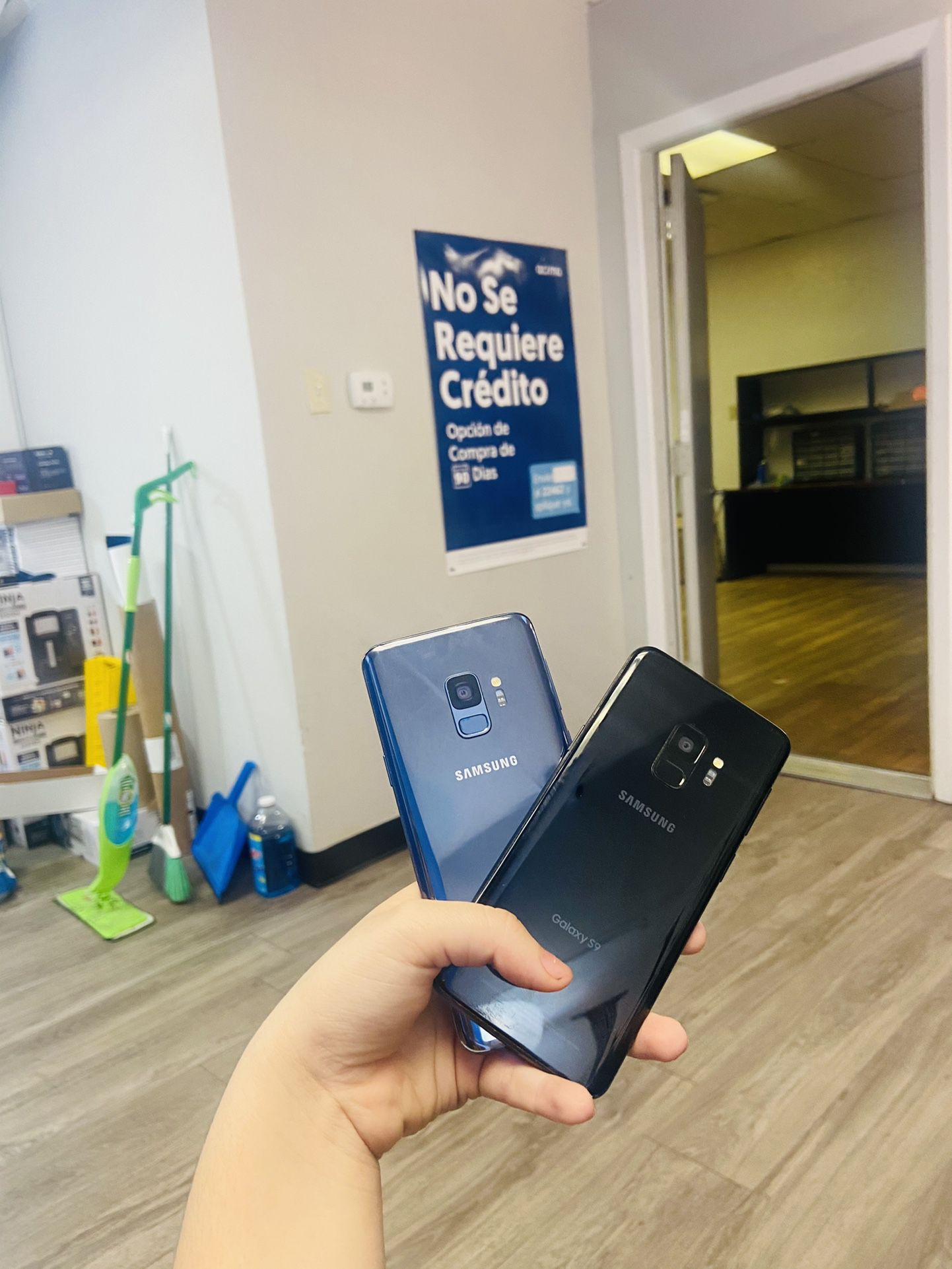 Samsung Galaxy S9 Factory Unlocked