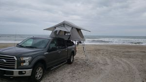 Roof top tent and rack for pickup truck for Sale in St. Louis, MO
