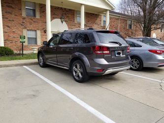 2016 Dodge Journey Thumbnail