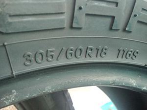 Photo 2 USED Nitto A/T Terra Grappler G2 Tires