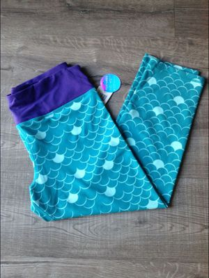 Photo Disney The Little Mermaid Ariel Scale Active Pants