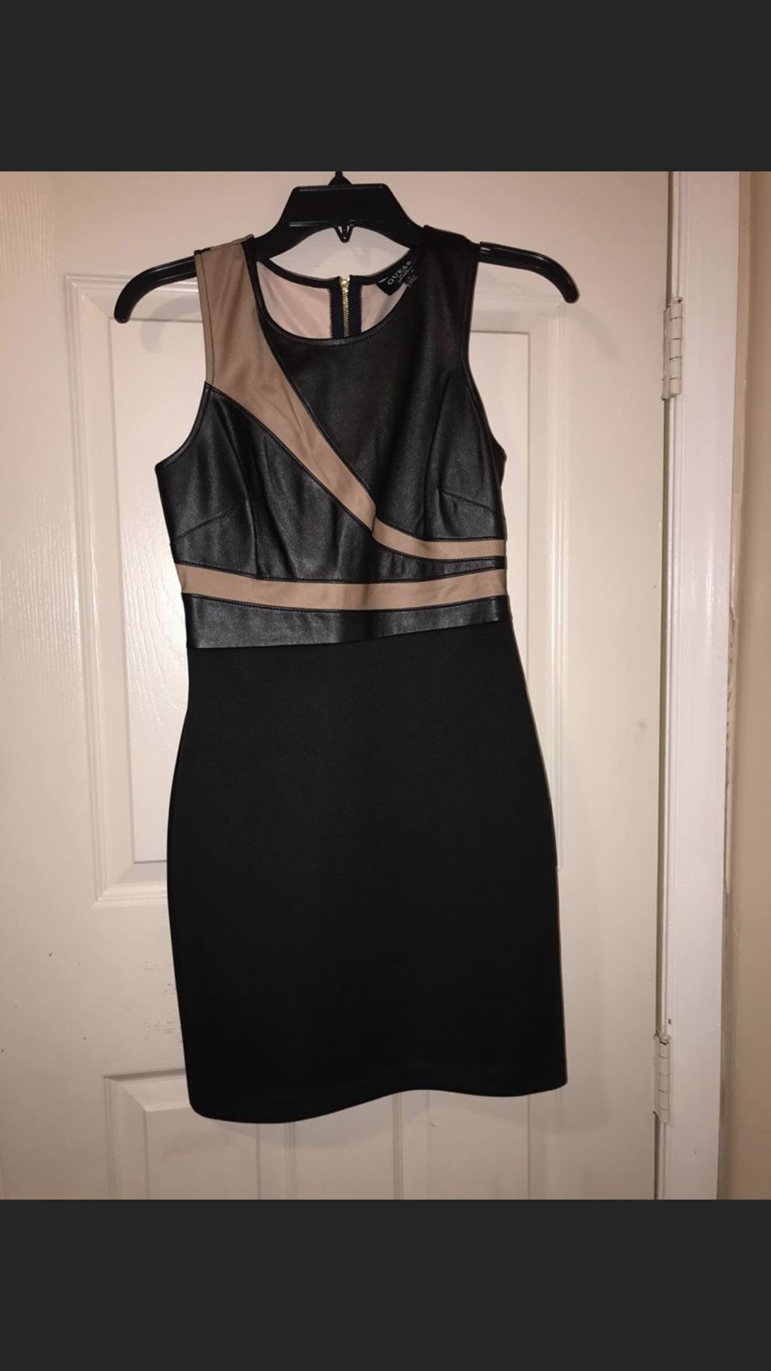 Guess short black dress | Size 2