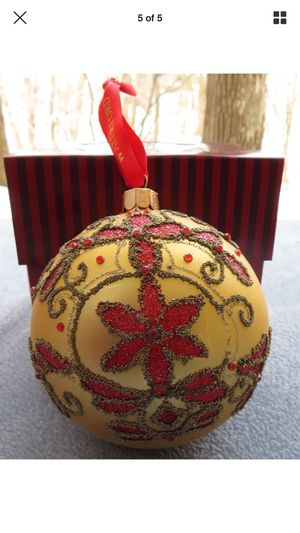 Waterford Christmas Ornaments.Waterford Christmas Lace Ornament For Sale In San Jose Ca Offerup