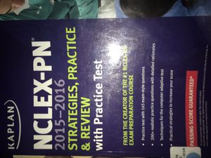 nclex-pn for Sale in Detroit, MI