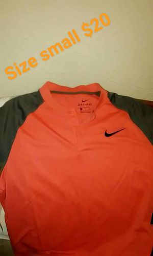 Mens Nike and Adiddas shirts for Sale in Lakeland, FL