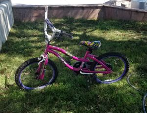 Photo Girls 18 bike