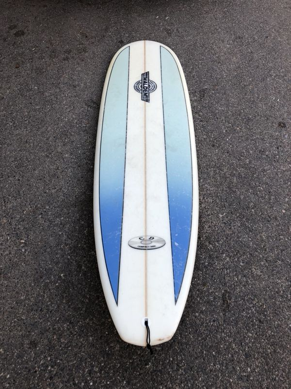 Walden Mini Longboard Surfboard For Sale In Huntington Beach Ca