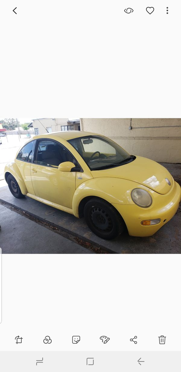 2003 VW BEETLE BUG for Sale in Tampa, FL - OfferUp