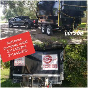 Dump tráiler for Sale in Orlando, FL