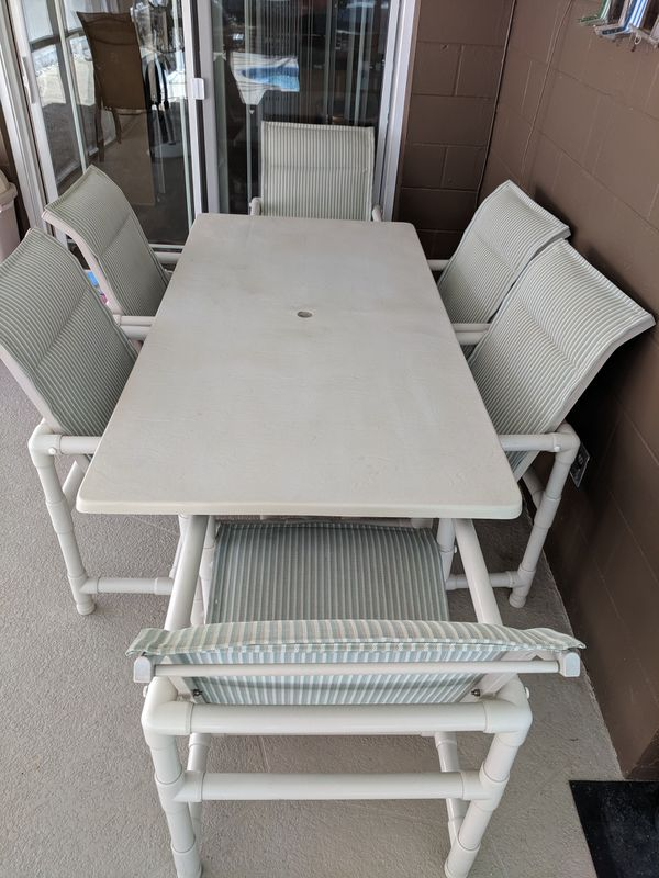 Palm Casual Patio Furniture Tampa.8 Piece Pvc Patio Furniture For Sale In Tampa Fl Offerup