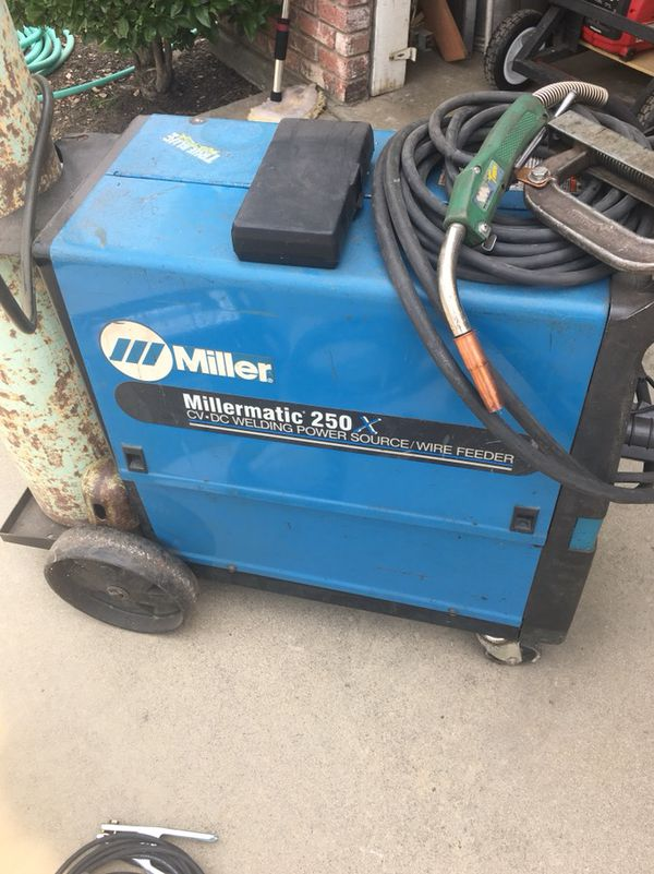 Package deal. Miller 250 & thermal dynamics 60i cut master for Sale ...