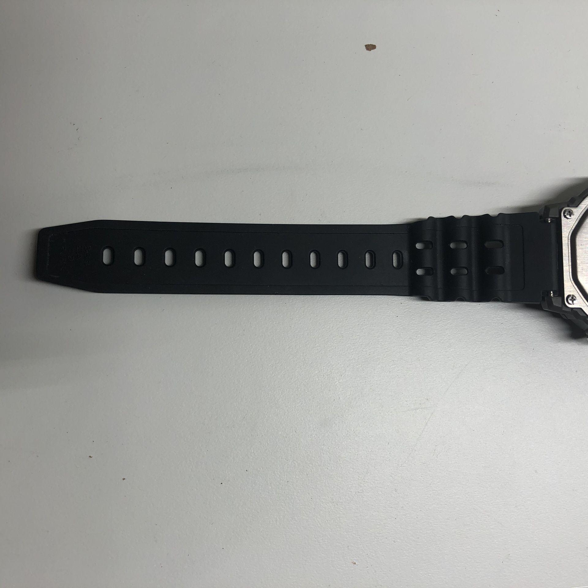 Casio Illuminator Mens Watch 1536 W-87H