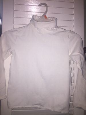 Baby Gap long sleeves girl size 5t turtleneck shirt for Sale in Houston, TX
