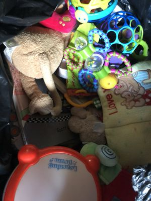 Babies toys lot for Sale in Youngsville, NC