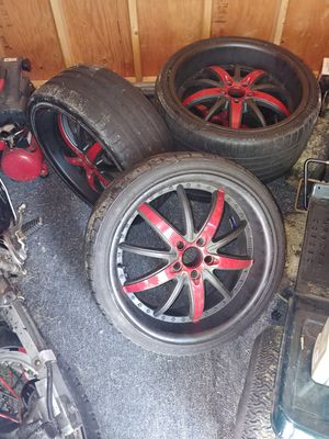 20 inch rims for Sale in Suitland-Silver Hill, MD