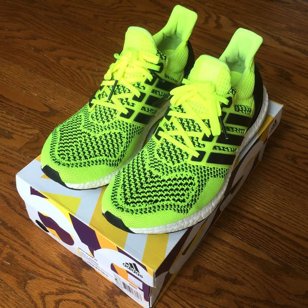 ff23b13866b Adidas Ultra Boost 1.0 Solar Yellow S77414 Size 9 Men s for Sale in ...