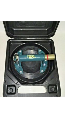 """3 8"""" Woods Power Grip G0695 Suction Cup Vacuum Tool Thumbnail"""