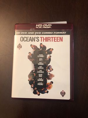 Oceans 13 DVD for Sale in Miami, FL