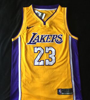 3604841c588 New and Used Lakers jersey for Sale in Hacienda Heights