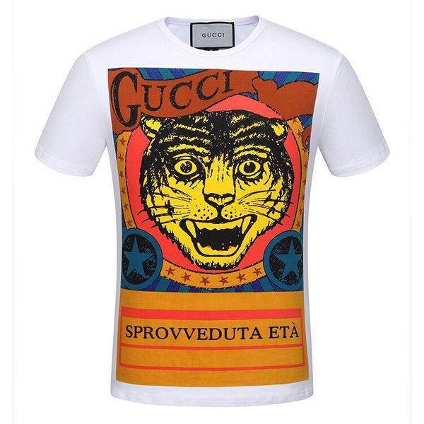 2c81b93ea5f Gucci  82 Men s Cotton Washed T-Shirt with Cat Sprovveduta eta Appliqué. 100%  Authentic