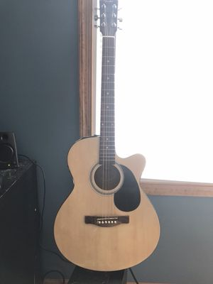 Fender FA-135CE Acoustic Electric Guitar for Sale in Fairfax, VA
