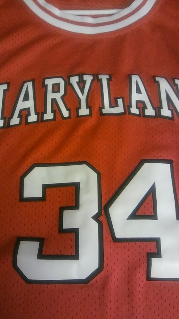 f4a267732f99 New Len Bias Jersey size M for Sale in Hampton