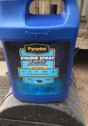 Eguine spray and wipe for Sale in Baytown, TX