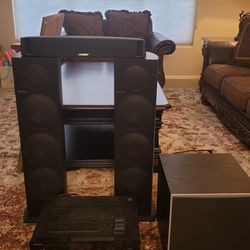 $100 Home Theater Audio System Thumbnail