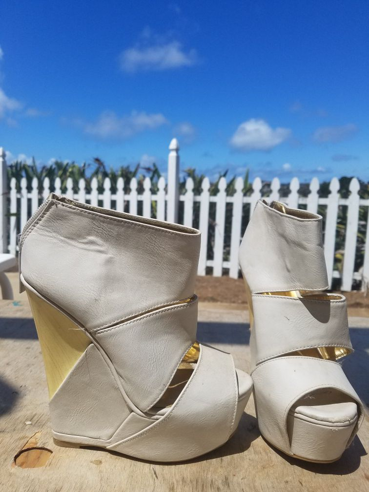 Wedges from sheikh size 7