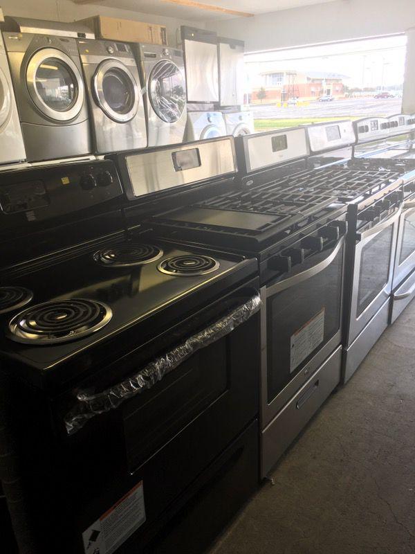 Gran variedad de estufas gas y eléctricas