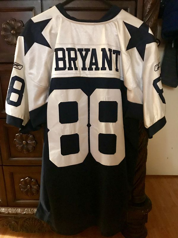 Dez Bryant Jersey Nfl Size 50 Xxl Thanksgiving Throwback Dallas Cowboys Reebok Mitchell N Ness For Sale In Cibolo Tx Offerup