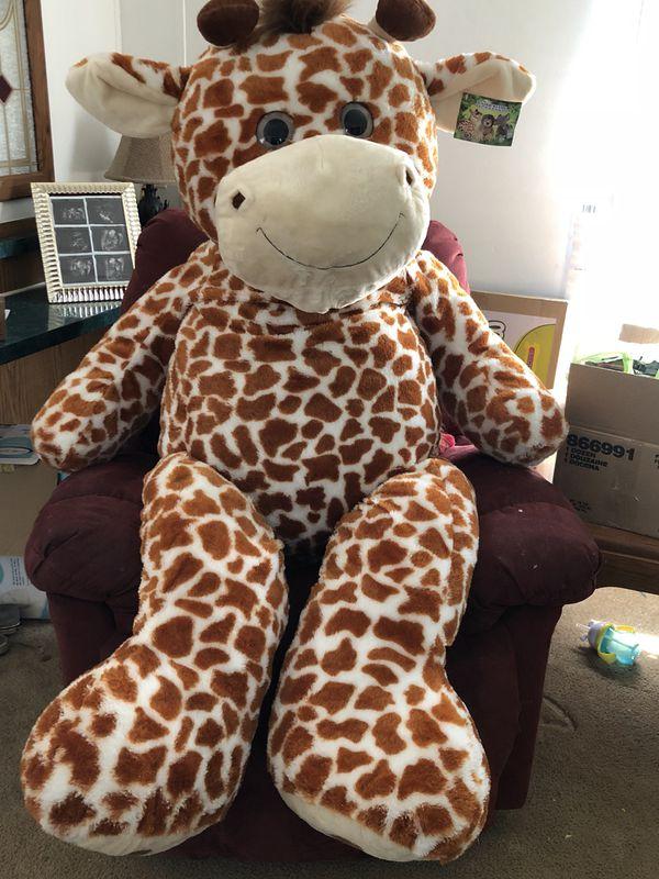 Giant Plush Giraffe For Sale In Seymour Tn Offerup