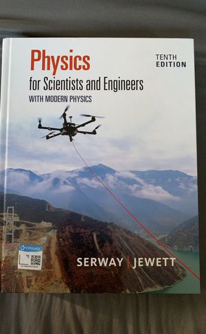 Physics for scientists and Engineers for Sale in Tujunga, CA