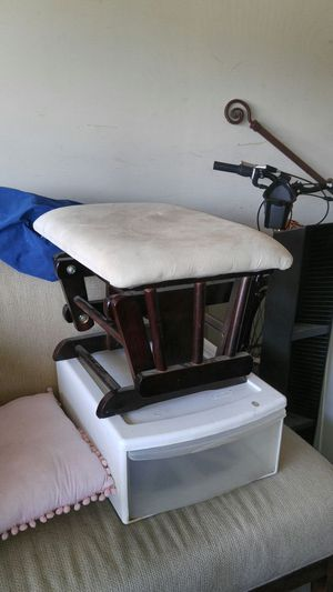 Swaying Ottoman only for Sale in Cypress, TX