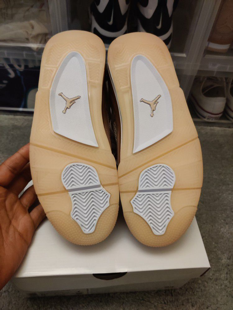 Jordan 4 Women's Shimmer - 8.5W
