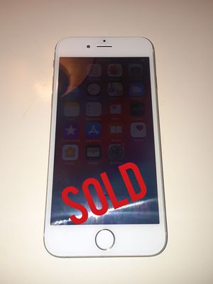 Sold product unlocked to any carrier gold iphone 6s 16GB for Sale in Washington, DC