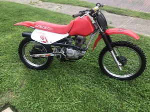 Photo 2000 Honda XR100