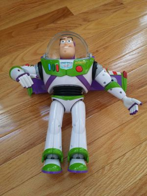 "Buzlight toy figure, 11"" tall for Sale in Gaithersburg, MD"