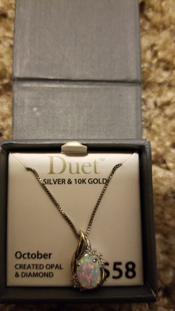 Gold and silver chain Thumbnail