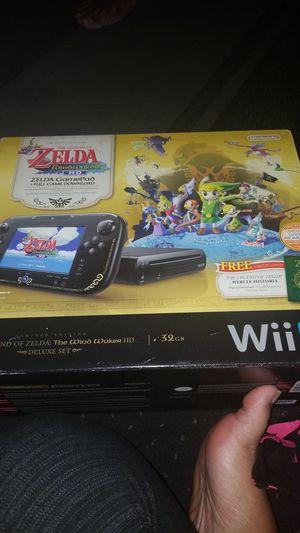 Wii u and Nintendo switch for Sale in Sacramento, CA