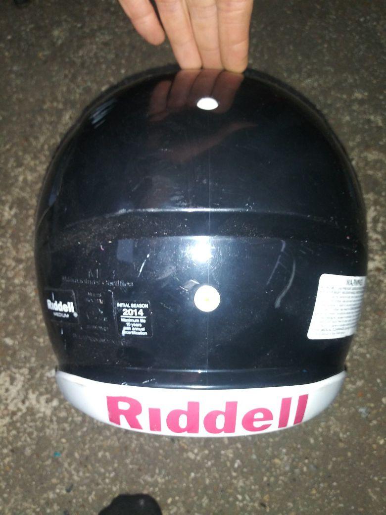 Riddell youth medium speed football helmet
