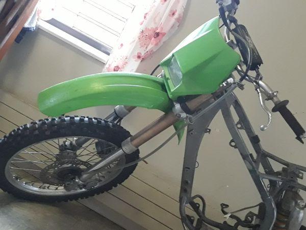 2004 klx300r