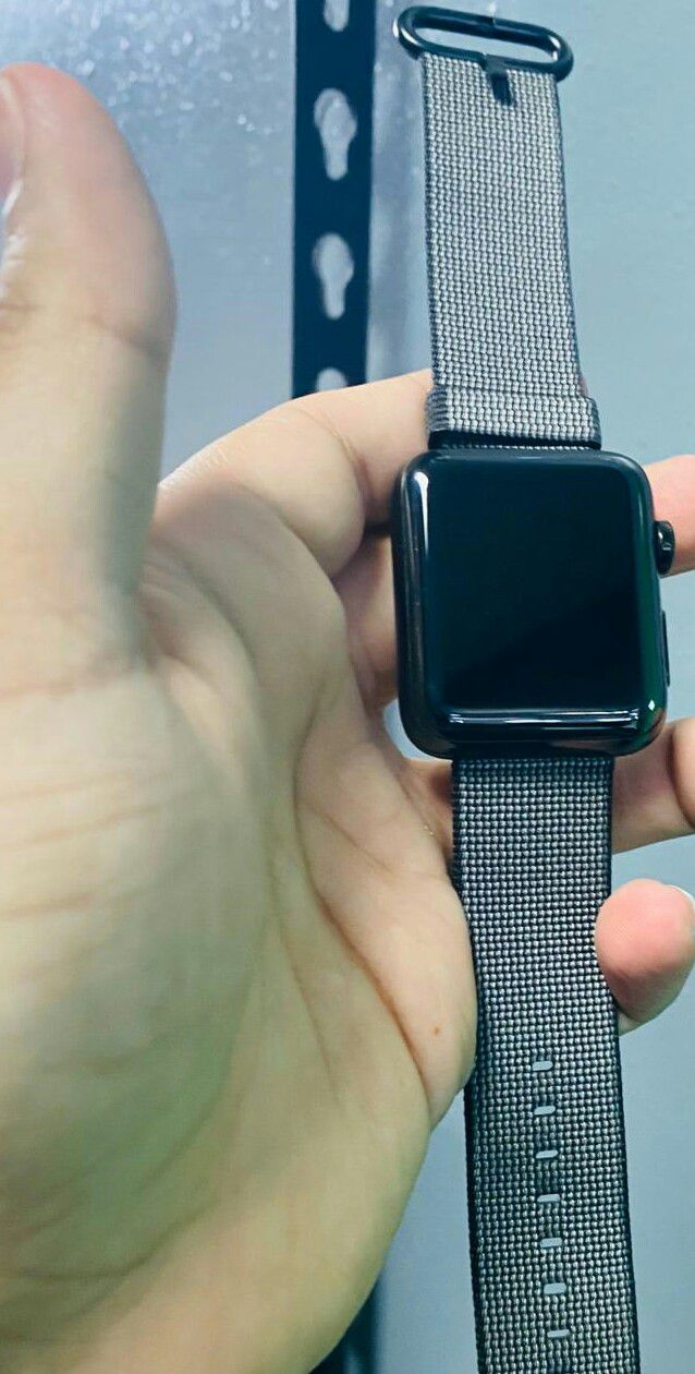 New Apple Watch Series 3 42mm Stainless Steel Edition (Finance for $50 down, no credit needed) $299