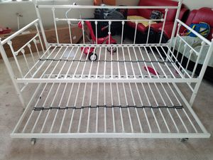 Double Twin bed frame for Sale in Falls Church, VA