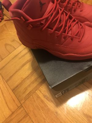 Red Jordan 12s for Sale in Washington, DC